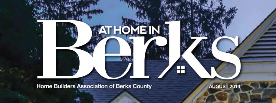 At Home in Berks Magazine