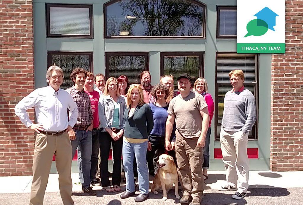 PSD's Ithaca, NY Team