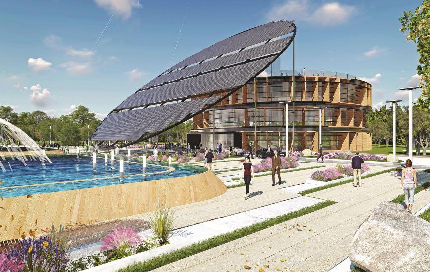 EnergyPlus Team Model